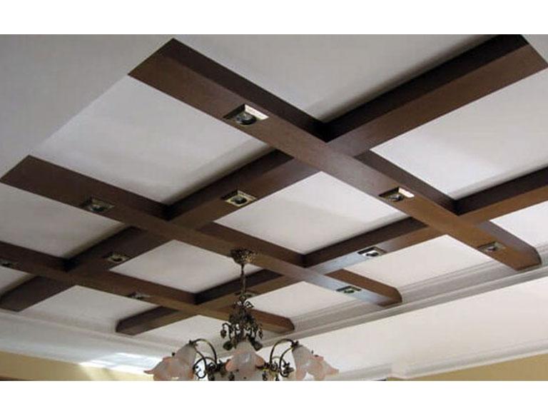 Декоративный-потолок