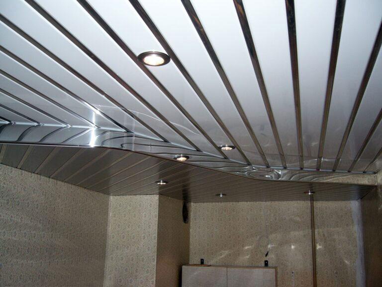 Подвесные потолки купить