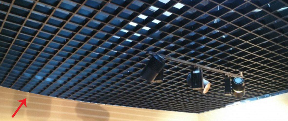 Монтаж подвесного потолка в Астане
