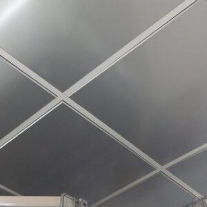 Кассетный потолок Металлик 600x600мм